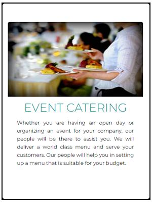 Event Catering Astrum 15-01-2021