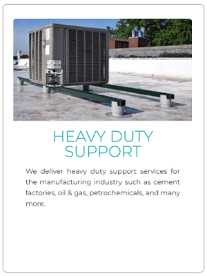 Heavy Duty Support Astrum 15-01-2021