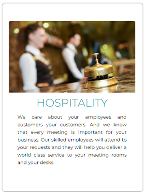Hospitality astrum 15-01-2021