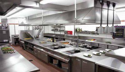 Kitchen steaming astrum